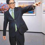 日本新任駐陸大使垂秀夫今日抵京 將在大使官邸隔離2周