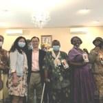 駐南非代表處支持南非婦女賦權運動