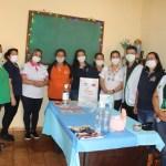 巴拉圭臺灣會館 年終慰問衛生單位
