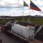 委內瑞拉助力巴西抗疫 13.6萬升氧氣運抵巴西