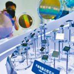 中國大陸無錫造半導體 斥逾百億人幣