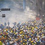 員工遊行影響開工 在緬台商困擾