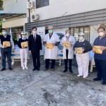 巴拉圭亞松森慈濟捐病床 紓解新冠病患住院需求