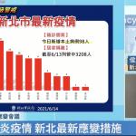 侯友宜:宣布85歲以上不在籍長者可接續施打 不要急一定打得到