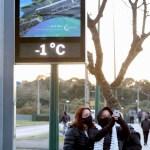 巴西南部和東南部持續冷天