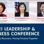 國際領袖基金會企業與領袖高峰會網上舉行- 團結亞裔社區 共同面對挑戰