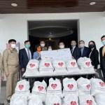 泰國僑界募資續贈明諦化學股份有限公司爆炸案受災者家屬 延續愛心救助精神