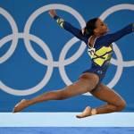 拉美第一人 巴西女子體操選手個人全能奪銀