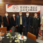 巴拉圭大使韓志正友誼節前夕拜訪恩市僑民