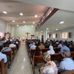 巴西Hospital Santa Marcelina舉行創立60週年慶感恩會
