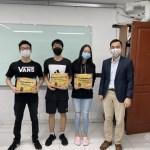 巴拉圭僑校加碼獎勵 鼓勵學子踴躍參加華語口說爭霸賽
