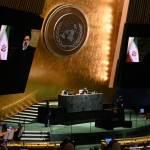 伊朗新總統聯大致詞 集中砲火批美國制裁