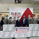曼谷大玲昌(旅泰臺商)獅子會捐贈活動 以具體行動協助當地紅十字會捐血中心