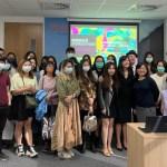 英國跨域青年交流活動 邀職場專欄作家讀者太太分享求職秘技