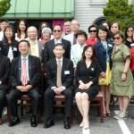 北美臺商會前總會長吳怡明訪波士頓 感謝波克萊、新英格蘭兩商會