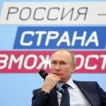俄羅斯疫情近日升至高點,單日死亡人數首度超過千人。圖為俄羅斯總統普丁。