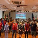 聖保羅童子軍第一區前鋒協會2021年聯合秩序競賽