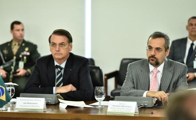 Meet Brazil S New Education Minister Economist Abraham