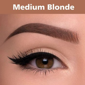 Medium Blonde – Mittelblond