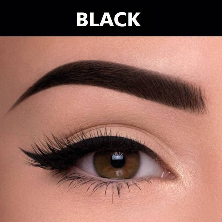 Brazilian Brows black