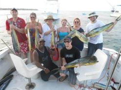 Fishing Excursions in Punta Cana with Gone Fishing company