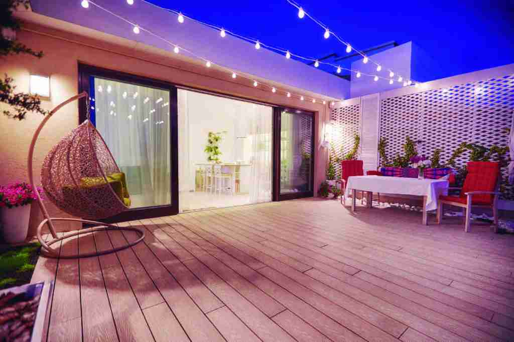 Norx Paris Lumber Deck