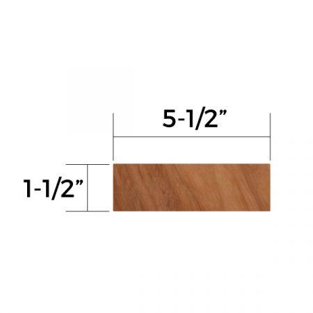 Cumaru 2×6