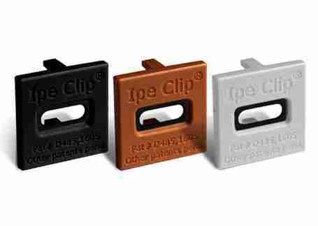 Decking Fastener clips