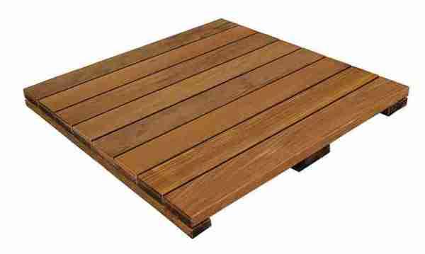 IPE Deck Tile
