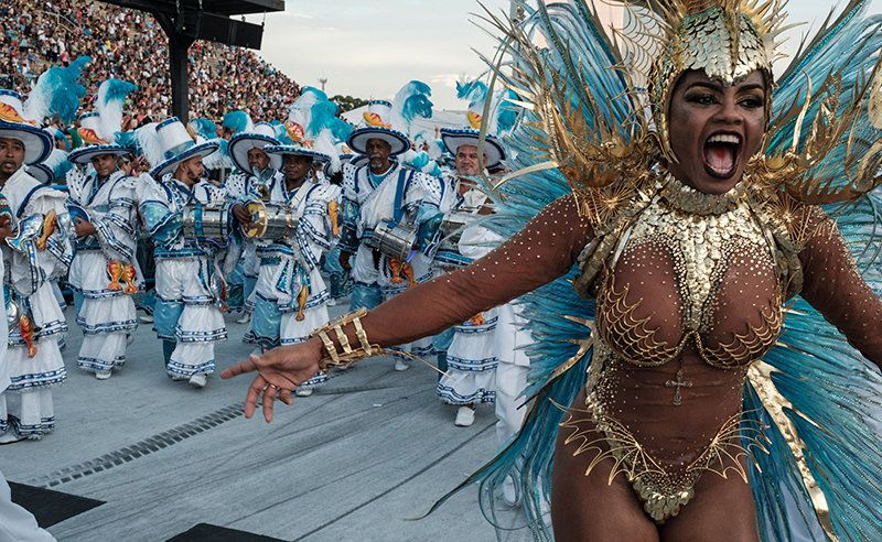 Beija-Flor Wins 2018 Rio's Carnaval Parade