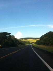 More rural landscape