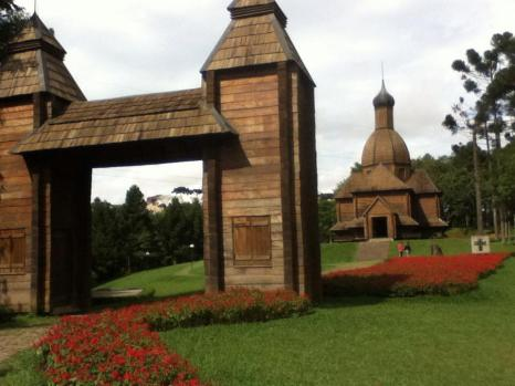 Ucranian Memorial (One of the Top 5 populations in Curitiba)