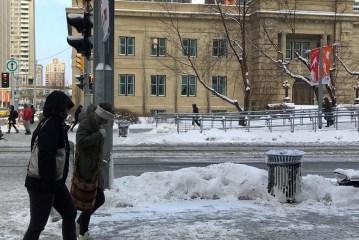 Frio permanecerá antes de final de semana mais quente em NJ