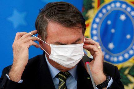 Jair Bolsonaro  scaled Brasil poderá ultrapassar os EUA em mortes por coronavírus em julho
