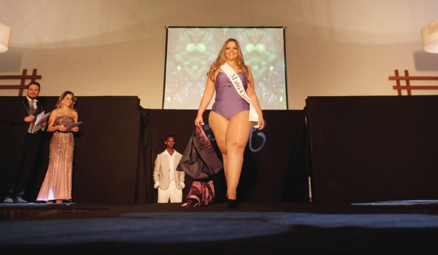 Photos: Brazilian beauty contest celebrates plus-size women