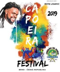 Capoeira Festival com Mestre Joguinho 2019