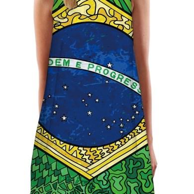 sukienka letnia brazylijska