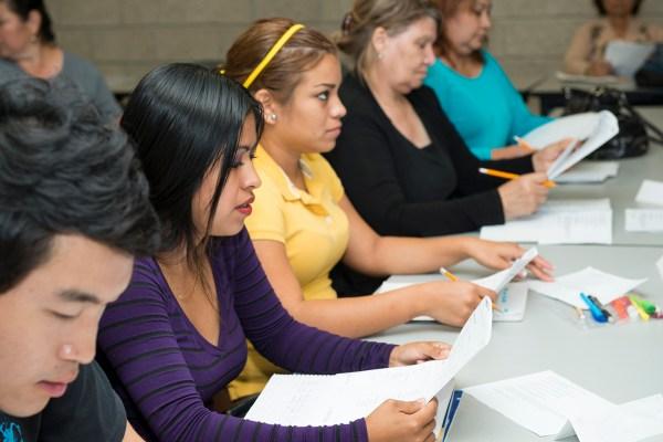 Community Education GED Program