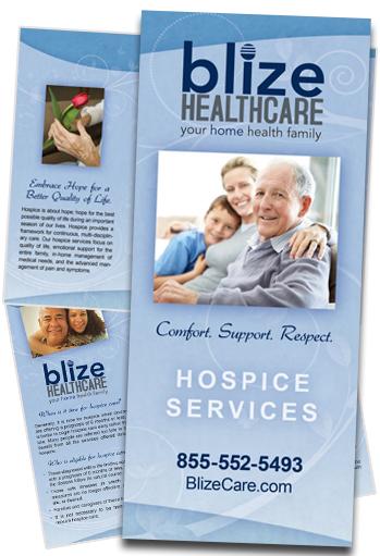 Hospice Brochure Samples