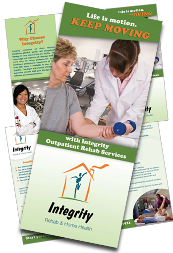 Physical Therapy Brochure Samples