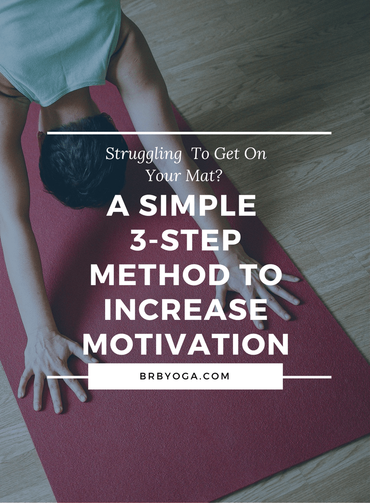 Increase Motivation And Do More Yoga.