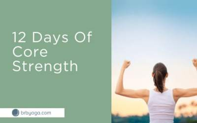 12 Days of Core Strength