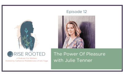 Ep. 12: The Power of Pleasure With Julie Tenner