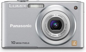 Repair of Panasonic DMC-F2