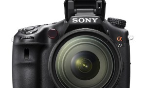 Repair of Sony SLT-A77VL
