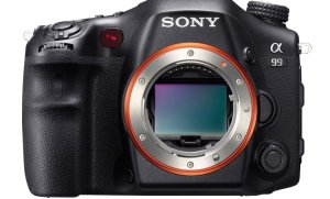 Repair of Sony SLT-A99