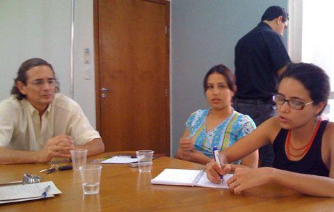 Reunião do Comitê de Democratização da Comunicação de Mato Grosso do Sul