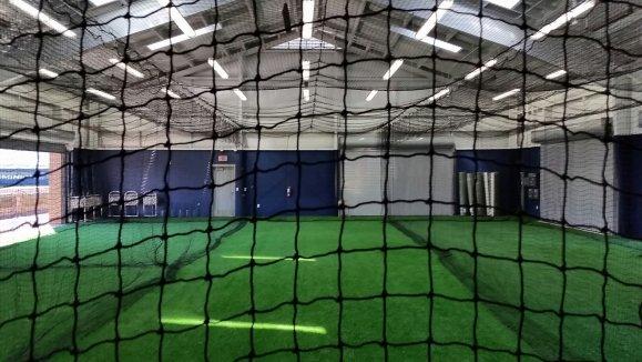 Old Dominion University - Batting Tunnels - Burbank Sport Nets