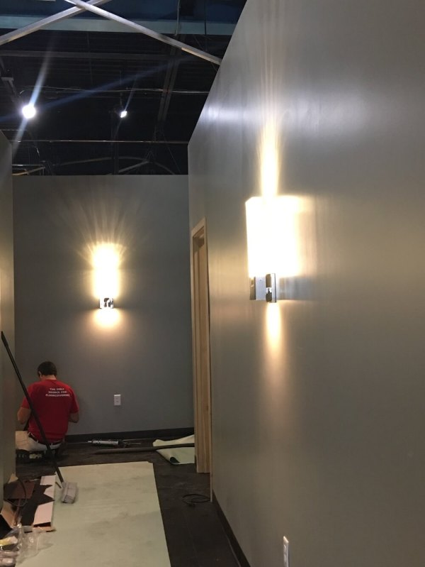 Presence Float Center Commercial Electrical Project Brda