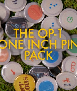 OP-1 Button Pack